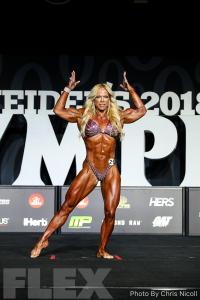 Joanna Romano - Women's Physique - 2018 Olympia