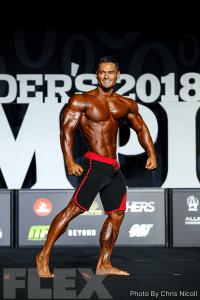 Jeremy Buendia - Men's Physique - 2018 Olympia