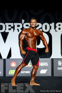 Jeremy Buendia - Men's Physique - 2018 Olympia