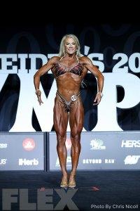 Jennifer Taylor - Women's Physique - 2018 Olympia