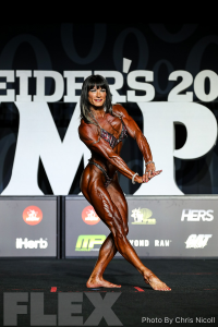 Jennifer Taylor - Women's Physique - 2018 Olympia