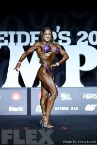 Ariel Khadr - Fitness - 2018 Olympia