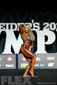 Margita Zamolova - Women's Physique - 2018 Olympia