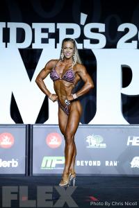 Bethany Wagner - Fitness - 2018 Olympia
