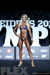 Tawna Eubanks - Bikini - 2018 Olympia