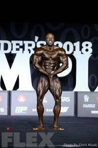 George Peterson - Classic Physique - 2018 Olympia