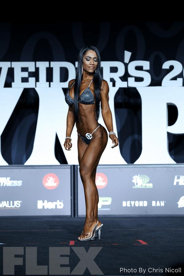 Marcia Goncalves - Bikini - 2018 Olympia