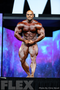 Lukas Osladil - Open Bodybuilding - 2018 Olympia