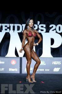 Kim Hayeun - Bikini - 2018 Olympia