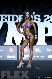 Kerryne Henich - Bikini - 2018 Olympia