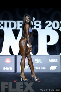 Ashley Jenelle - Bikini - 2018 Olympia