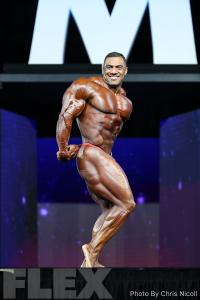 Justin Luis Rodriguez - Open Bodybuilding - 2018 Olympia