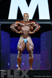 Charles Griffen - Open Bodybuilding - 2018 Olympia
