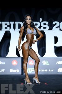 Breena Martinez - Bikini - 2018 Olympia