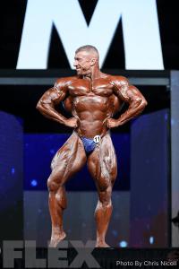 Josh Wade - Open Bodybuilding - 2018 Olympia