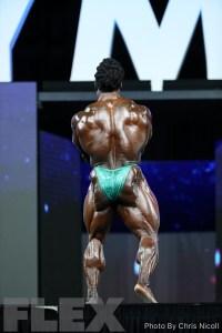 Cristobalina Pajares Torres - Bikini - 2018 Olympia
