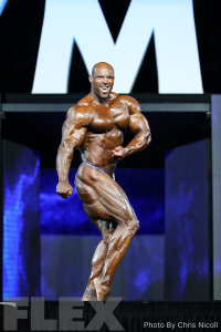 Juan Morel - Open Bodybuilding - 2018 Olympia