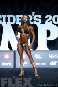 India Paulino - Bikini - 2018 Olympia