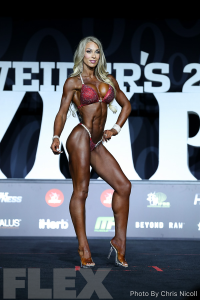 Frida Paulsen Stern - Bikini - 2018 Olympia