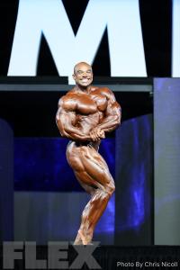 Sergio Oliva Jr - Open Bodybuilding - 2018 Olympia
