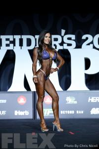 Camile Periat - Bikini - 2018 Olympia