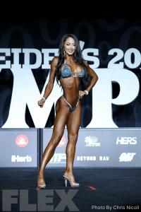 Casey Samsel - Bikini - 2018 Olympia