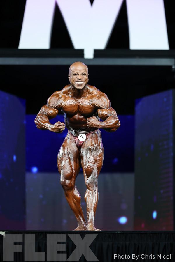 Shaun Clarida - 212 Bodybuilding - 2018 Olympia