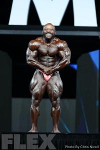 Charles Dixon - 212 Bodybuilding - 2018 Olympia