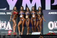 Awards - Bikini - 2018 Olympia