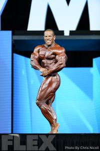 David Henry - 212 Bodybuilding - 2018 Olympia