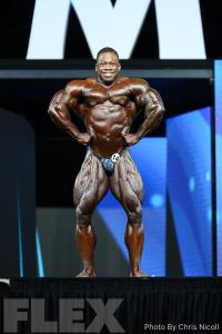 Dwayne Quamina - 212 Bodybuilding - 2018 Olympia