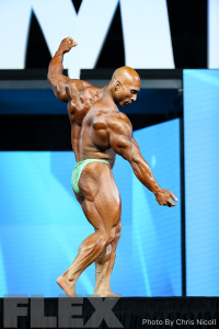 Samir Troudi - 212 Bodybuilding - 2018 Olympia