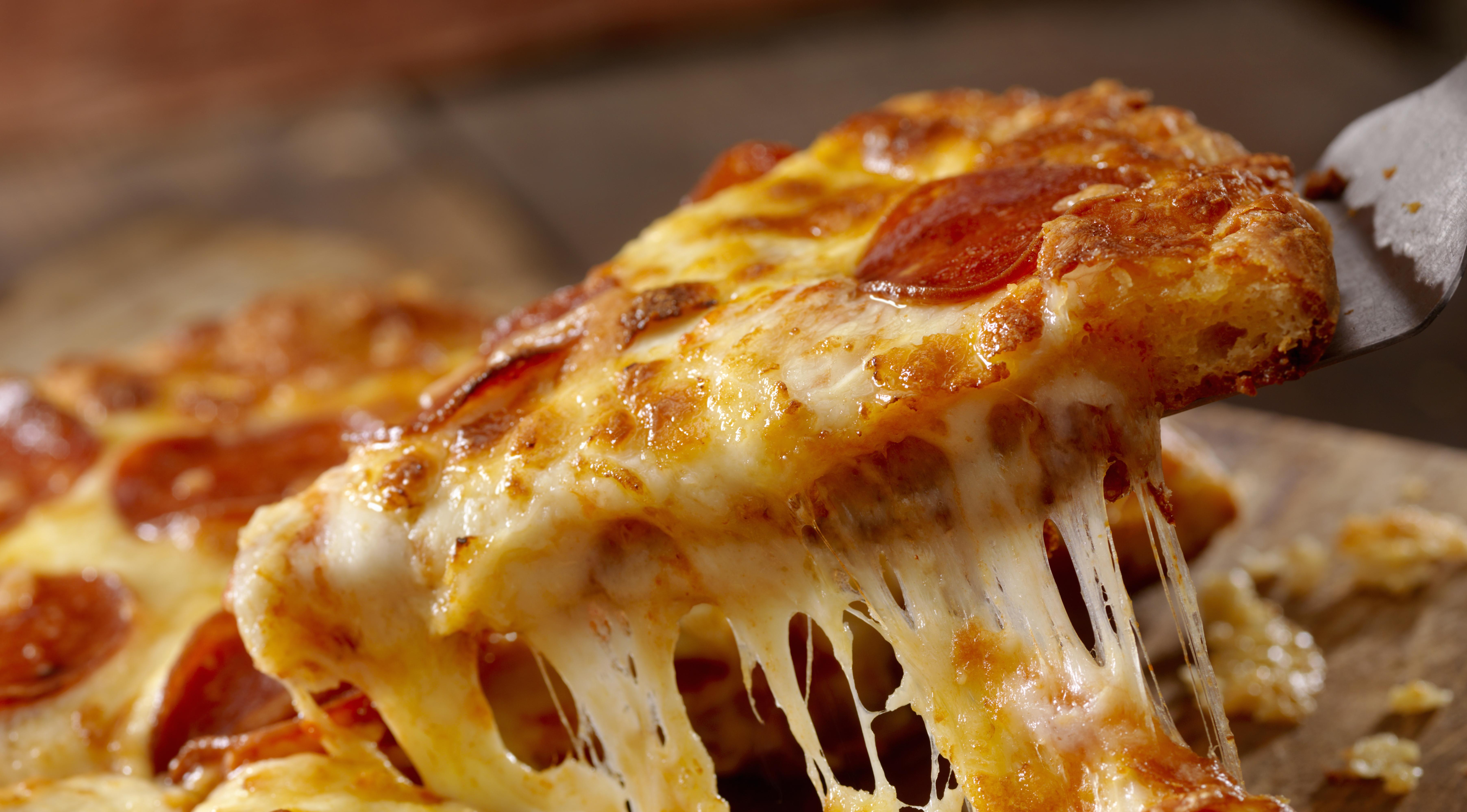 La nouvelle pizza prête au combat pour l'armée