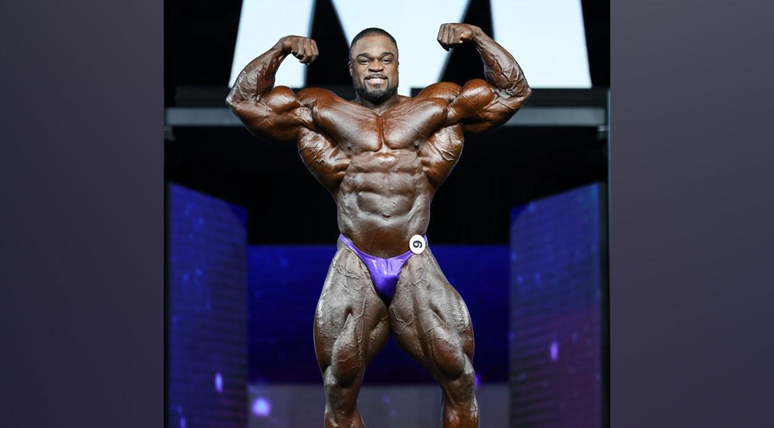 Brandon Curry - Open Bodybuilding - 2018 Olympia