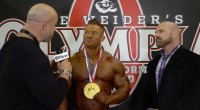 Interview: 2018 Olympia 212 Champion Flex Lewis