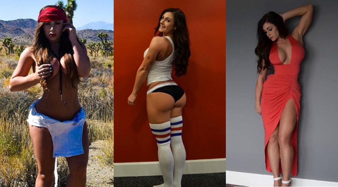 Gym Crush: Caitlin Rice
