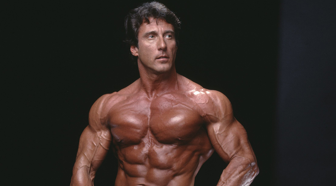 Becoming a Legend: Frank Zane's Top 10 Training Tips