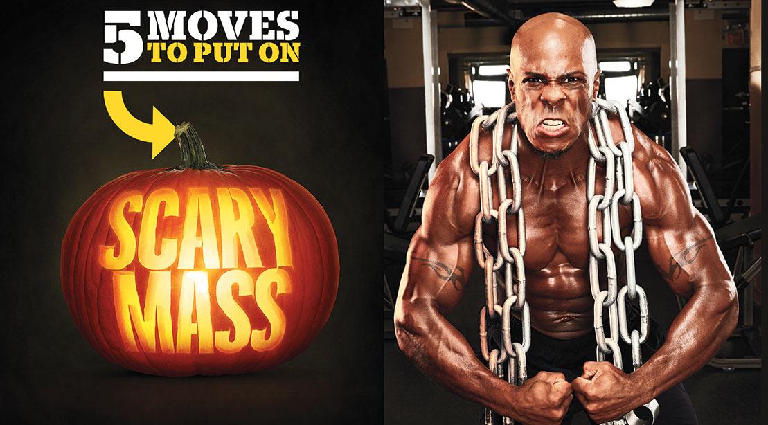Scary Mass Workout