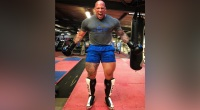 This Martyn Ford Is About to Try His Hand at MMA
