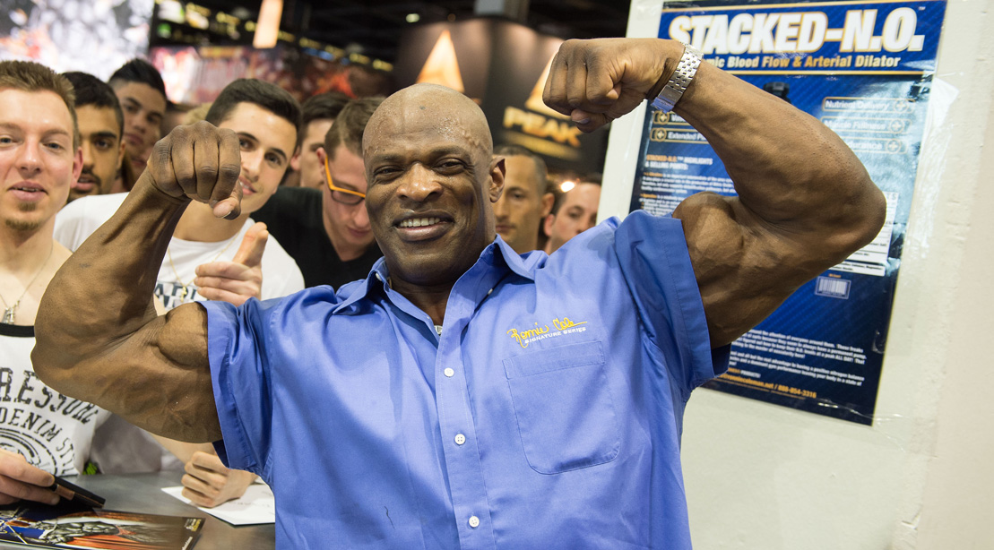 """Ronnie Coleman: """"I Don't Know If I'll Be Able to Walk"""""""