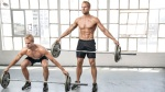 Challenge Your Traps and Forearms With the Reeves Deadlift