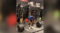 This Powerlifter Deadlifted Nearly 5-Times His Bodyweight