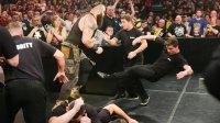 WWE Superstar Braun Strowman on Raw.
