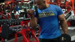 Victor Martinez Arms Workout