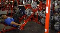 Victor Martinez Legs Workout