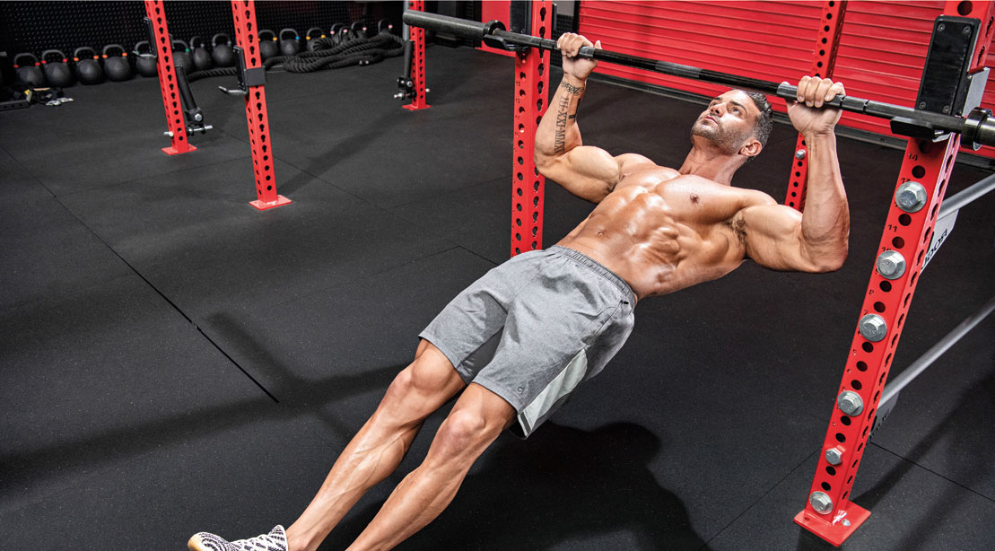 The Mass-Building Program to Look Bigger in Three Weeks