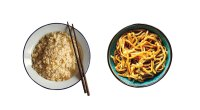 What's Healthier: Fried Rice Vs. Lo Mein