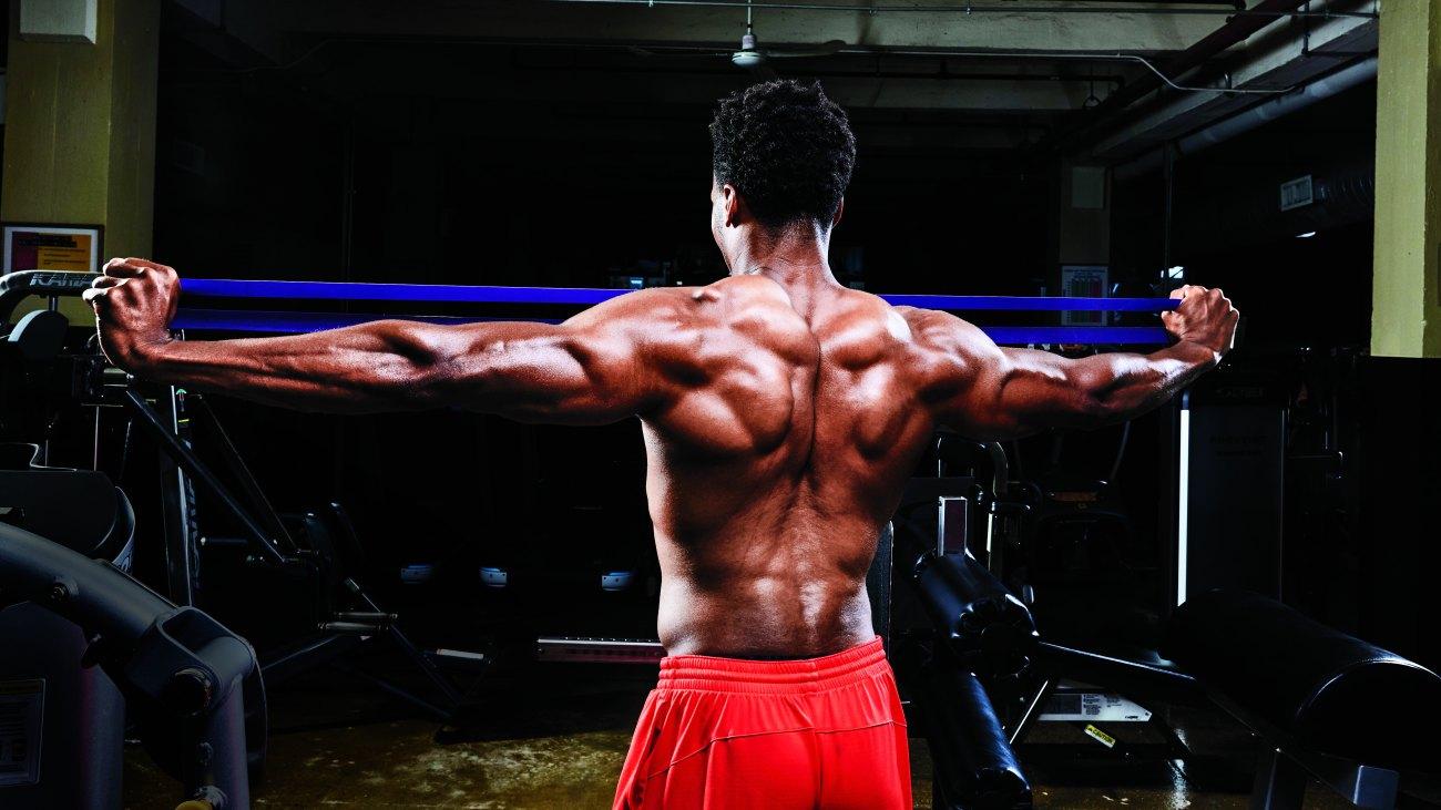 Man Back Workout
