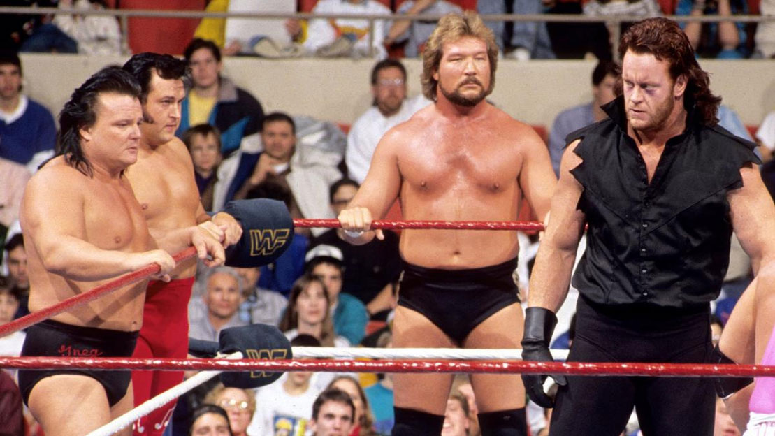 The 10 Best WWE Survivor Series Teams of All Time | Muscle & Fitness