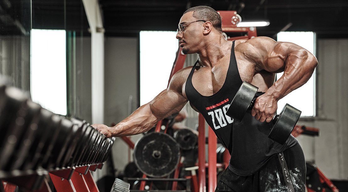 """Wheels in Motion: The Rise of Larry """"Wheels"""" Williams   Muscle & Fitness"""